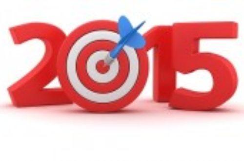 Article : Objectif 2015. Accrochez vos résolutions!
