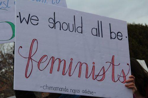 Article : #MondoChallenge : les dix commandements du féminisme pour jeunes hommes d'aujourd'hui